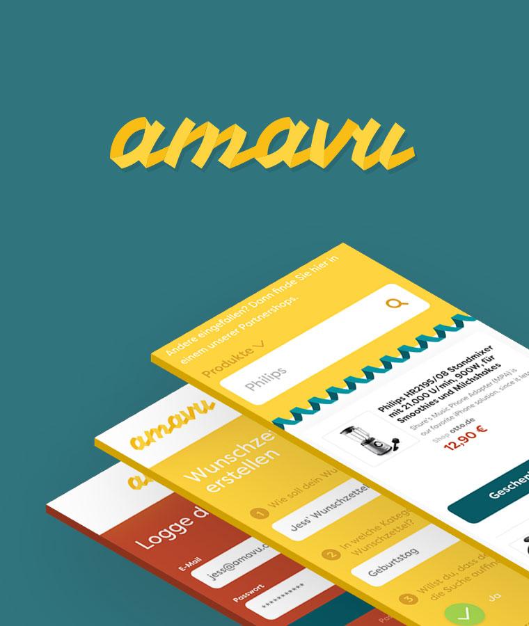 amavu-user-interface-design-startup-godewind-hamburg